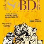 Affiche Salon de la BD de Paris 2016