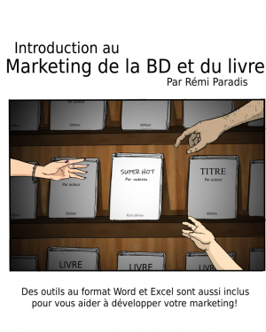 Marketing de la BD et du livre
