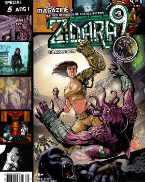 Zidara9 #9 Nano