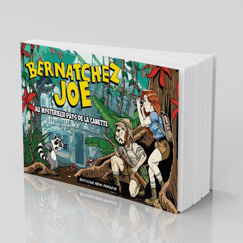 Nouveauté: Bernatchez Joe