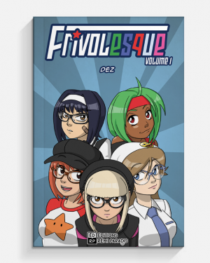 Frivolesque #1, English Version