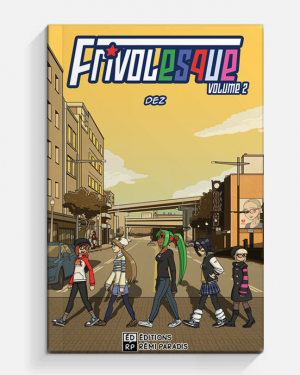 Frivolesque #2, English Version